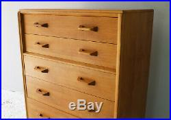 1950/60s mid century G Plan / E Gomme Brandon chest of drawers