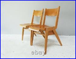 1950s mid century Dining Chairs by Casala / 7 available
