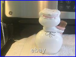 1958 Holt Howard Cozy Kitten SUGAR SHAKER Kitchen Condiment Jar, Very RARE