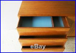 1960s Mid century English petite sideboard