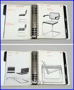 1970's KNOLL DEALERS CATALOG Massimo Vignelli designed, Bertioa, VERY RARE