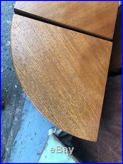 2 G Plan Teak Mid Century Corner Record Cabinets Vintage Fresco Retro