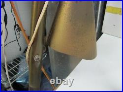 60s Stiffel Vtg Mid Century Modern Tension Pole Lamp Retro High Heel Fn Atomic