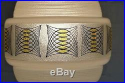 A Rare Large Vintage 1950s 1960s Sputnik Ceiling Glass Lampshade Mid Century