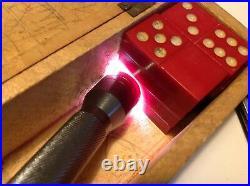 Antique Art Deco cherry Amber color Bakelite Domino blocks 28 parts 387 gram