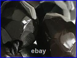 Antique Cherry Amber Bakelite Faturan Prayer Beads Simichrome Tested