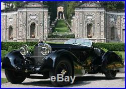 Art Deco Antique Vintage Mid-Century Modernism Modern Car Concept 1920 1940 Rare
