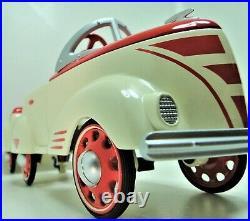 Art Deco Antique Vintage Mid-Century Modernism Modern Ford Concept Race Car