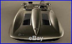 Atomic Modern 1950 1960s Jet Space Age Concept Car Art Deco Unique Gift For Men