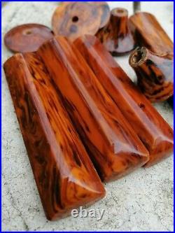 Bakelite catalin handle 230 grams