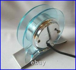 Best Art Deco Machine Age Clock on eBay! Rapture 1941 General Electric 3H160