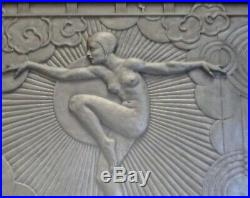 Buy 1 & 2nd is FREE! FREE! EBay's Best Deal! Art Deco Machine Age Canvas Print