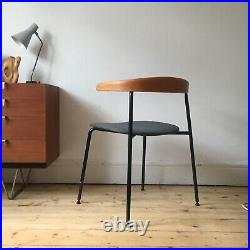 C20 Terence Conran chair, 1960s Midcentury Vintage Retro bentwood Robin Day 50s