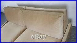 COR Conseta Sofa Couch 2Sitzer Bauhaus Stecksystem Mid Century Vintage Retro