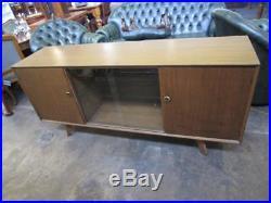 D35009 Vintage Retro Sideboard Mid Century Oak MCM