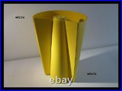 ENZO MARI / Yellow Vase Pago Pago, DANESE (RARE)