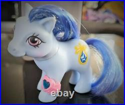 G1 My Little Pony Jewellery Baby Sapphire near mint European exclusive, RARE
