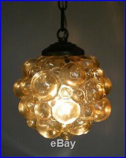HELENA TYNELL LIMBURG CEILING LIGHT VINTAGE 60s RETRO MID CENTURY SPACE AGE LAMP