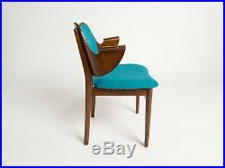 Hans Olsen Shell Chairs Bramin Mobler Danish Mid Century Vintage Retro 1950s