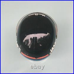 Heuer helmet clock