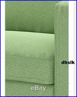 Ikea Karlstad Sofa Cover Korndal Green Retro Vintage Mid