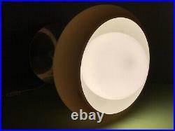 Iconic Harvey Guzzini Meblo Beautiful Big Table Lamp Plastic-fantastic Mushroom