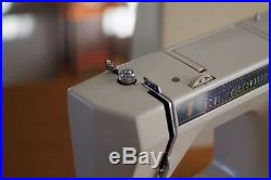 Japanese TOYOTA 9800 Sewing Machine, Mid Century Appliance, Retro, Vintage, Rare