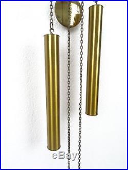 Junghans Vintage Design Mid Century Retro Wall Clock (Kienzle Mauthe Hermle era)