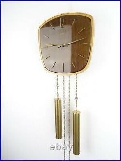 Junghans Vintage Design Mid Century Retro Wall Clock REPAIR