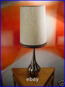 Laurel Lamp Mid Century Sculptural withWood Eames Era