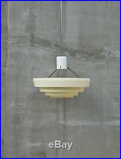 Light Lamp 1/2 mid century 50s 60s modern design vintage retro ceiling lamp R73