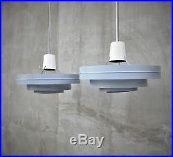 Light Lamp 1/4 mid century 50s 60s modern design vintage retro ceiling lamp, R93