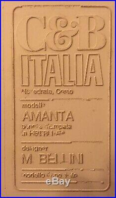 Mario Bellini Amanta Modular Sofa C&B Italia 1966 MId Century Retro Vintage