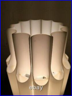 Mid-Century Iguzzini TEULADA table lamp, Eames Space age