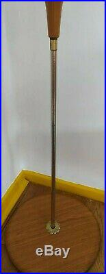 Mid Century Lamp Stand Danish Style Stylish Quirky 60s 70s Retro Vintage Light