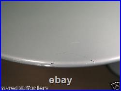 Mid Century Modern Blue/Green Dazor Desk Table Lamp Model 2008