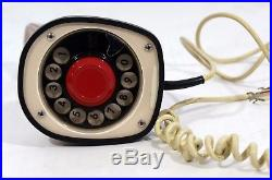 Mid Century Modern Pink Retro Vintage Rotary Landline Phone