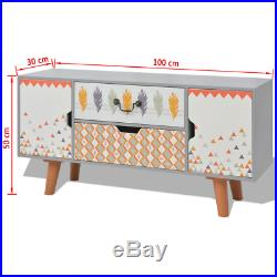 Mid Century Retro Sideboard Scandi Vintage Cupboard Cabinet Danish Furniture Leg