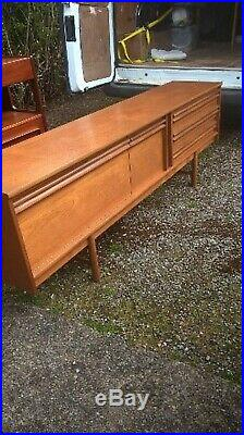 Mid Century Teak Vintage Retro Sideboard. UK wide delivery available