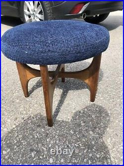 Mid Century Vintage Retro G plan Dressing Table Stool