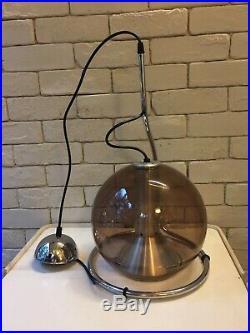 Mid Century style pendant lamp, Raak Space age
