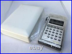 N. O. S 80s Japan CASIO QL-10 Combo CALCULATOR & LIGHTER -Boxed