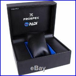 NEW Seiko Prospex SRPC41J1 Padi Red Blue MINI Turtle MADE IN JAPAN PADI Box