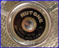 Gentil Vintage Nutone Kitchen Exhaust Fan Design Ideas
