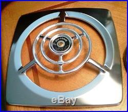 NOS VINTAGE Mid-Century Modern Retro NUTONE 8010 Kitchen Exhaust WALL FAN 8