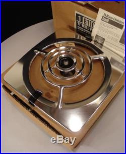 Marvelous Nos Vintage Midcentury Modern Retro Nutone Kitchen Exhaust Wall Fan.