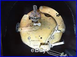 ORFAC Mantel Shelf Clock Vintage DUTCH Retro Mid Century (Junghans Kienzle era)