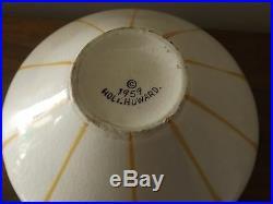 RARE Holt Howard 1959 Winking Pixie Mayonnaise Jar VHTF