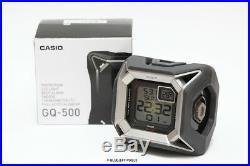 RARE NEW Casio Collection G-Shock Wecker Digital GQ-500 Square alarm Clock