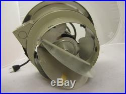 Rare Vintage Mid Century Metal Nutone 8210 Kitchen Fan